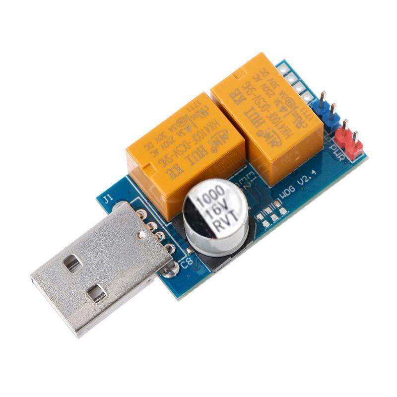 USB Watchdog Computer Automatic Restart Blue Screen Mining Game Server BTC Miner -3
