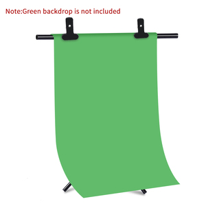 Image 5 - Professional Photography Photo Backdrops T Shape Background Frame Support System Stands With Clamps
