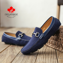 Męskie mokasyny 2020 nowa jesienna marka wygodne obuwie męskie mokasyny modne buty męskie Slip on męskie mieszkania męskie obuwie męskie