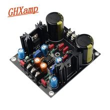 GHXAMP LM317 LM337 Servo Berichtigung Filter Power Supply Board AC zu DC NEUE