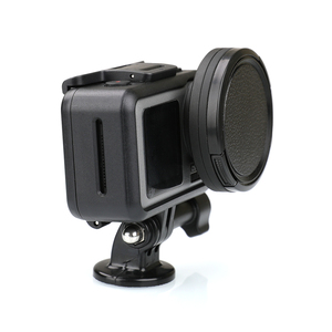 Image 3 - Кольцо адаптер объектива 52 мм из алюминиевого сплава с фильтром UV/CPL, комплект Повышающих Колец, крышка объектива для экшн камеры DJI OSMO, аксессуары