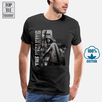 Michonne T-Shirt Zombie Walking Dead Rick Daryl Dixon 2019 New Fashion Brand Clothing O-Neck Teenage T-Shirt Cool Tee image