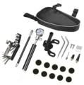 Набор инструментов для ремонта горного велосипеда, велосипедная сумка для седла, велосипедная сумка, набор многофункциональных инструмент...