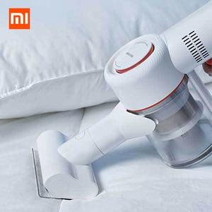 Image 2 - Plugue da ue xiaomi dreame v9 v9p aspirador de pó handheld vara sem fio aspirador 400 w 20000 pa de xiaomi youpin para casa carro