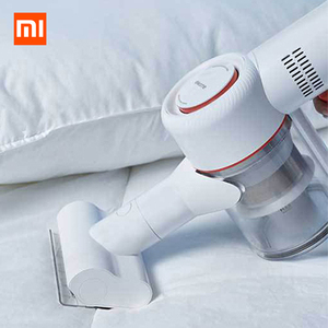 Image 2 - Пылесос xiaomi Dreame V9 V9P с европейской вилкой, ручной беспроводной пылесос 400 Вт 20000 Па от xiaomi youpin для домашнего автомобиля