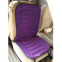 Car Seat Warmer Seat Cushion for Cold Days Heated Seat Cushion Cover Auto 12V Heating Heater Warmer Pad Winter(China)