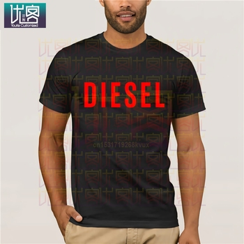 The-DIESELER Power Shirts Clothes Popular t-shirt Crewneck 100% Cotton Tees Tops Summer Tees Cotton Herre T-Shirt for Men Tops chief t shirts custom short rainbow six siege wholesale crewneck rogue tops t shirt printed tops shirts for men summer autumn