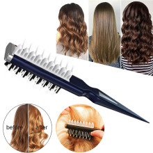 Volumia Style Comb Instant Hair Volumizer Comb Sharks Back Combing Brush Hair Styling Comb Multifunctional Hairstyle Comb