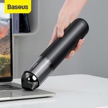 Baseus 15000Pa Auto Staubsauger Drahtlose Staubsauger mit LED-Licht für Home PC Reinigung Tragbaren Handheld Staubsauger