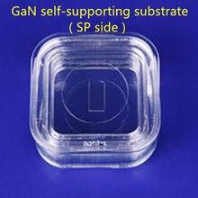 Non-polar / semi-polar GaN self-supporting substrate ( SP side )