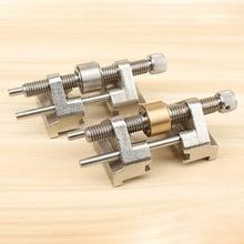 цена на Brass/Stainless Steel Sharpener Roller For Wood Chisel Plane/Blade/Graver/Edge Fixed Angle Sharpener Brass Roller Abrasive Tools