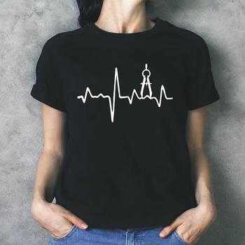 Architecture in a Heartbeat T-Shirt