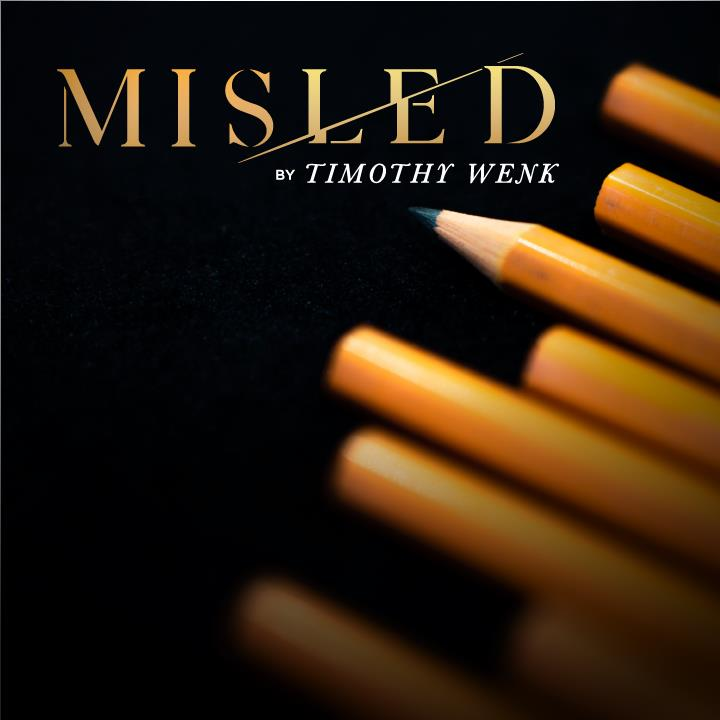 Misled By Timothy Wenk,Magic Tricks