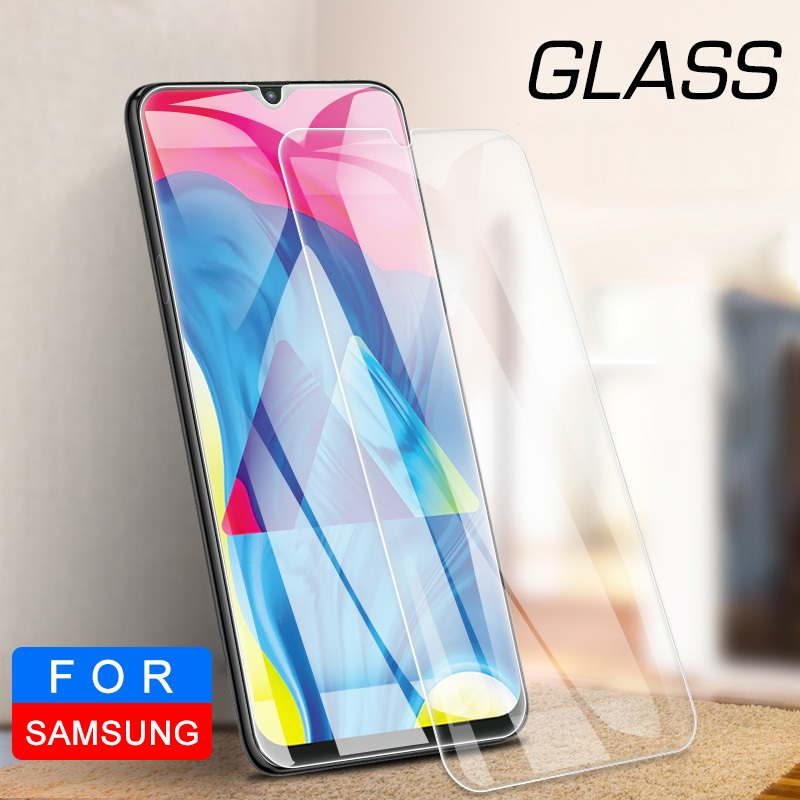9H Tempered <font><b>Glass</b></font> For <font><b>Samsung</b></font> <font><b>Galaxy</b></font> <font><b>M</b></font> 10 10s <font><b>20</b></font> 30 30s 40 50s A6s A8s A9s Screen Protector <font><b>Glass</b></font> Film Clear Screen Film Foil image