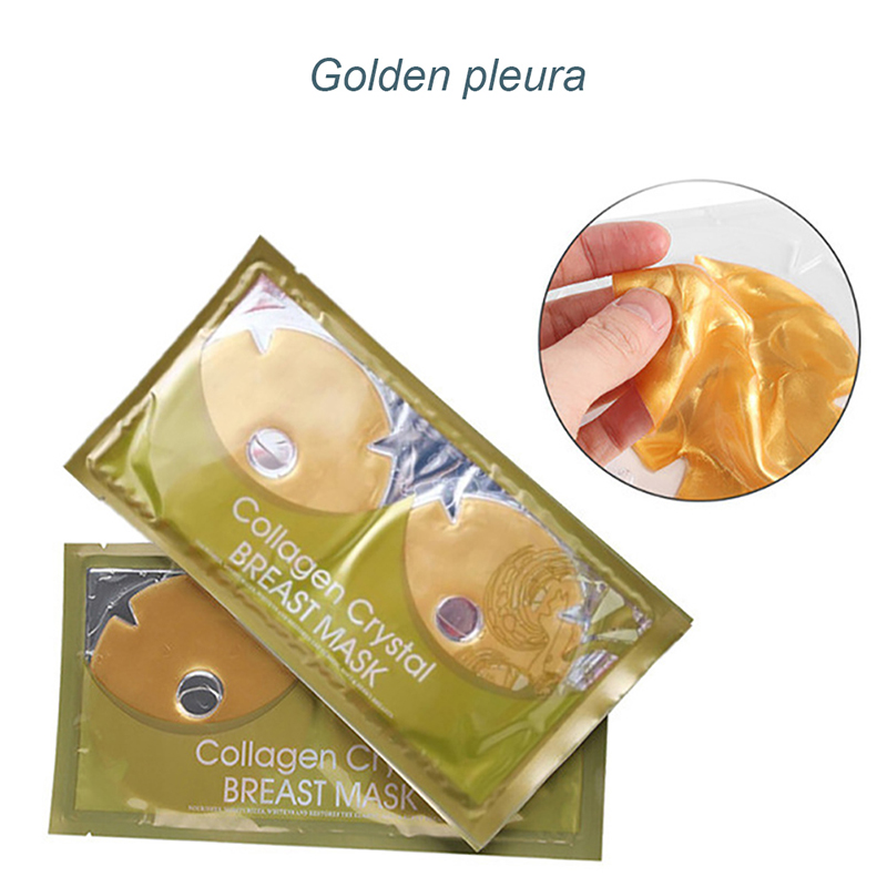 Lifting-Health-Care-Tools Female Hormones Firming Collagen Golden Crystal for Breast-Enlargement