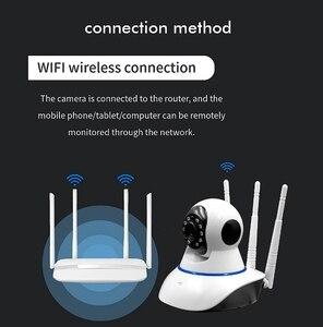 Image 5 - CCTV HD 1080P 2MP bezpieczeństwo w domu kamera IP Wifi zewnętrzne kamery monitorujące bezprzewodowe kamery Ptz z Wifi P5070
