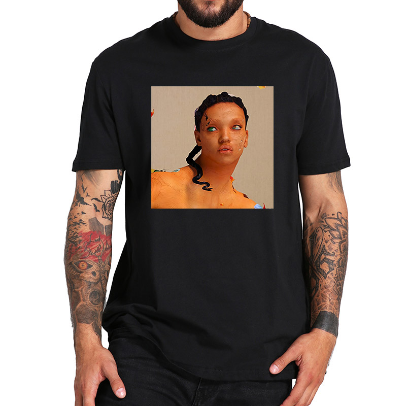 FKA Twigs T Shirt New Album Magdalene Tshirt Pure Cottom Personality EU Size Soft Cool Vintage Comfortable Tee Tops