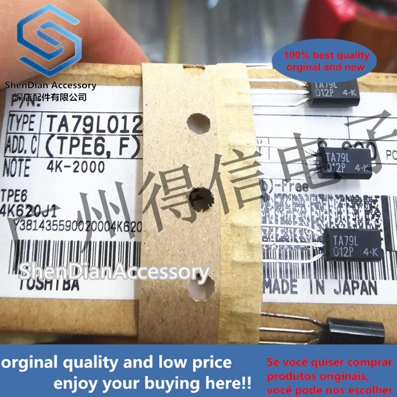 10pcs 100% Orginal TA79L012P 79L012  TO-92 Three-Terminal Negative Voltage Regulators Real Photo
