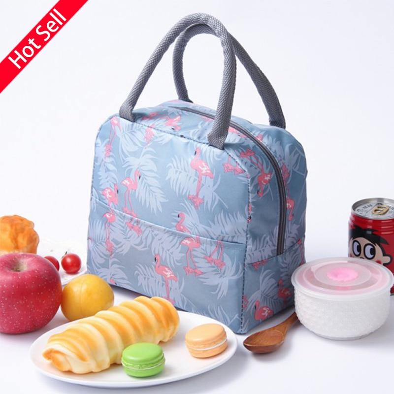 Waterproof Picnic Dinner Cold Insulation Lunch Bag Food Storage Bag Food Bag Fruit Container For Women Kid Men