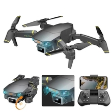 4K Mini Drone With HD Camera Fpv Fixed-Height Folding Unmanned Aerial Vehicle Quadcopte Remote Control Security Dorone Camera