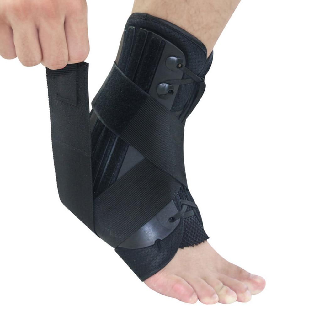 Esporte apoio lesão almofada ajustável segurança tendão