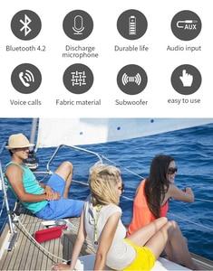 Image 2 - Bluetooth Speaker Wirelss Bluetooth Speakers Portable Loundpeakers 3D Subwoofer Music Column Outdoor Speaker Support FM TF Card