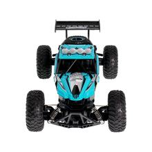 2.4GHz 1:16 RC Car 2WD Climbing Dirt Bike Off-road Drive Big Foot Remote Control Cars Vehicle Toys For Children(China)