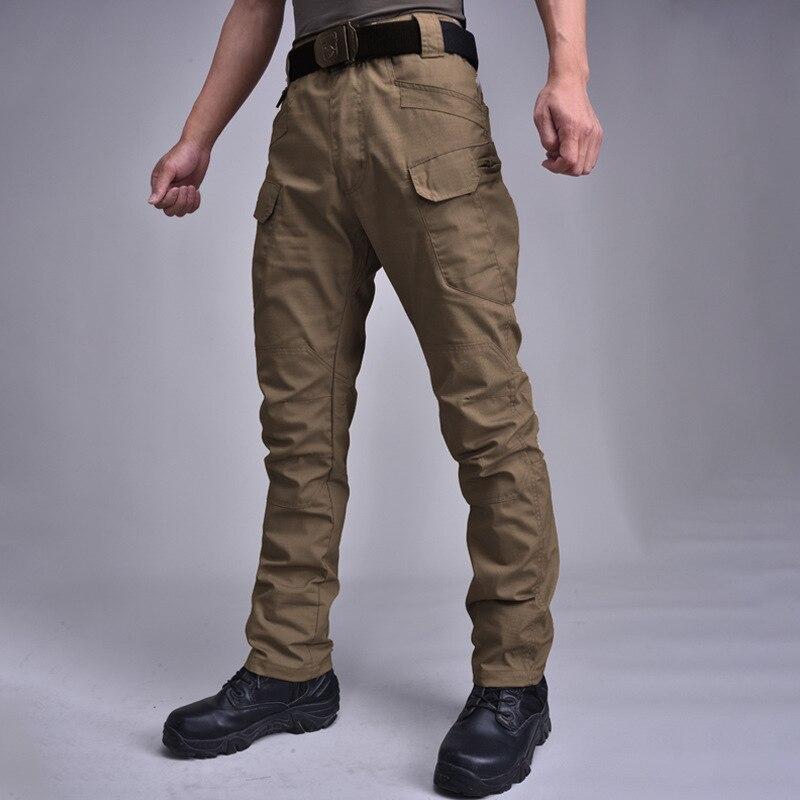 Тактические Брюки камуфляжные брюки хлопковые комбинезоны Осенние Ou DVN1