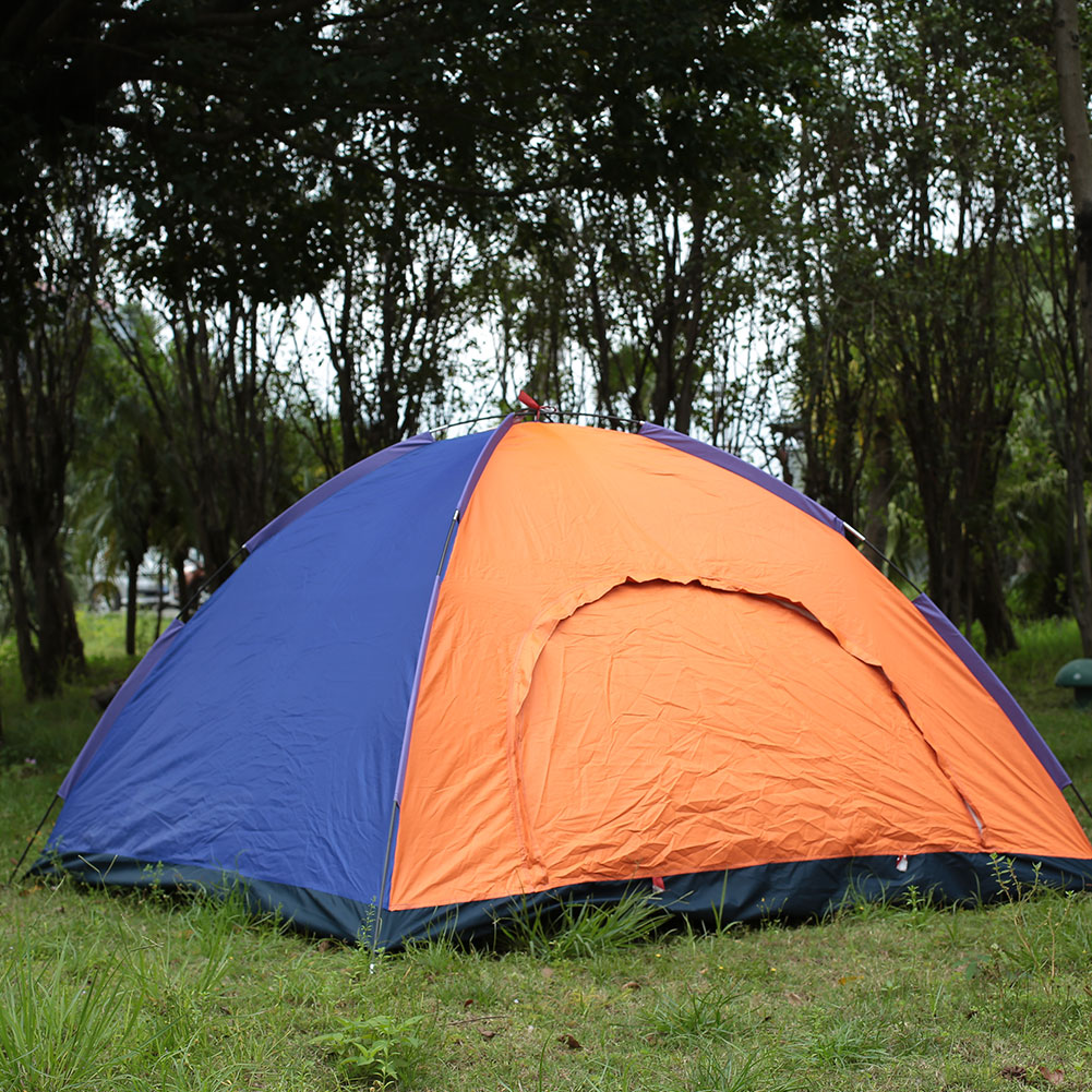 Durable For 2-5 People Multicolor Tent Bedding Pyramid Tent Camping Tent Hanging Bed Hunting Folding Tent Mosquito Net Outdoors