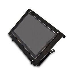 Raspberry Pi 7 дюймов ЖК-дисплей Сенсорный экран чехол с высоким качеством Черный и белый цвета Экран чехол