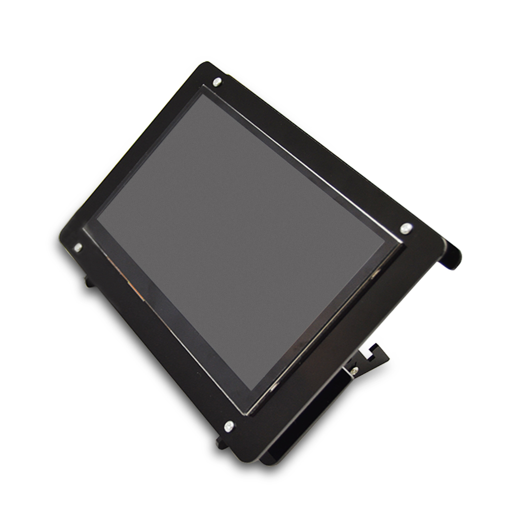 Raspberry Pi 7-Inch LCD Touch Screen Case High Quantity Black And White Screen Case ,only Include The Case