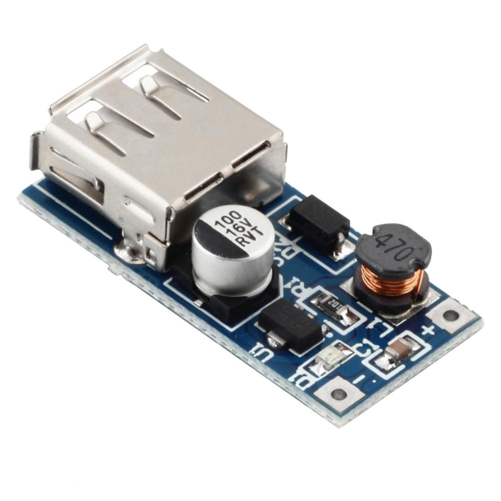 1Pcs 0.9V-5V DC-DC Adjustable Step-up Boost Power Converter Board Module 96% Transfer Efficiency Authentic Cheap New Hot Selling