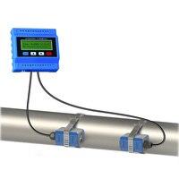 Transdutor líquido ultrassônico do medidor de fluxo TUF-2000M DN50-700mm digital do módulo do medidor de fluxo TM-1
