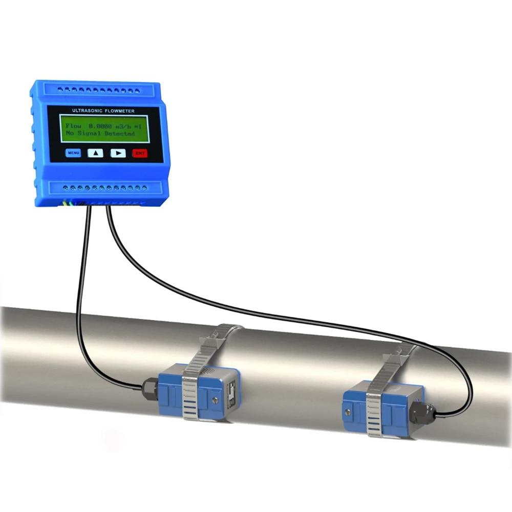 Ultrahangos folyadék áramlásmérő TUF-2000M DN50-700mm modulos - Mérőműszerek - Fénykép 1