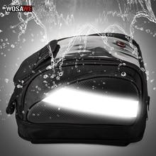 22L High capacity Motorcycle Tank Bag Magnetic Fuel Oil Moto Phone GPS Navigation Bag Motocross Travel Luggage Helmet Bag