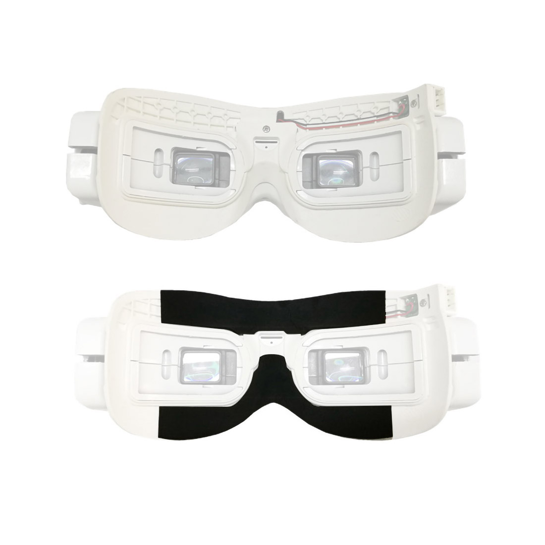 1Set Anti Light Leakage Faceplate Pads Sticker For Fatshark FPV Goggles Video Headset Glasses RC Models Accessories Spare Parts