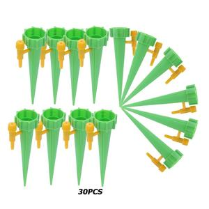 1-30 PCS Auto Drip Irrigation Watering System Dripper Spike Kits Garden Household Plant Flower Automatic Waterer Tools