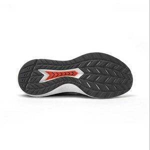 Image 5 - Tênis xiaomi mijia masculino, esportes ao ar livre de moldagem única, sistema de cadarço em espinha de peixe 3d, parte superior em tricô, corrida para homens sapatos com calçados