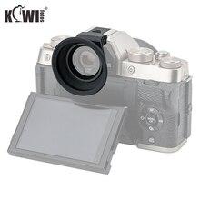 キウイソフトシリコーンカメラアイカップ接眼富士フイルム X T100 XT100 富士 XT 100 アイカップを経由して簡単かつ安全にマウントホット靴