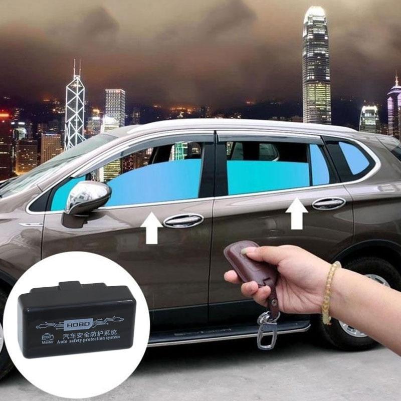 Araba pencere kaldırıcı pencere kapatıcı kaldırma cihazı evrensel araba pencere otomatik asansör araba pencereleri için