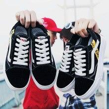 Canvas Shoes Men's 2019 Trendy Shoes Summer New Style Korean