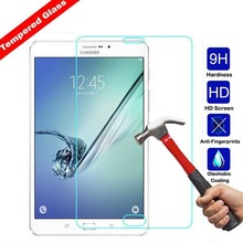 9H Premium 0.3mm Explosion-Proof Toughened Tempered Glass For Samsung Galaxy Tab S2 8.0 T710 T715 SM-T710 Film Screen Protector аккумулятор для samsung galaxy tab s2 8 0 t710 t715 3900mah cs cameronsino