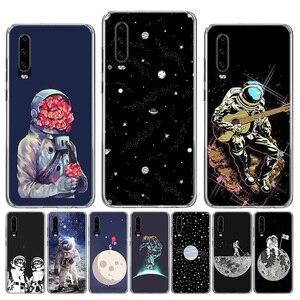Мягкий чехол для Huawei Honor 10 9 lite P Smart Z Plus 2018 8S 8X Y5 Y6 Y7 Y9 2019