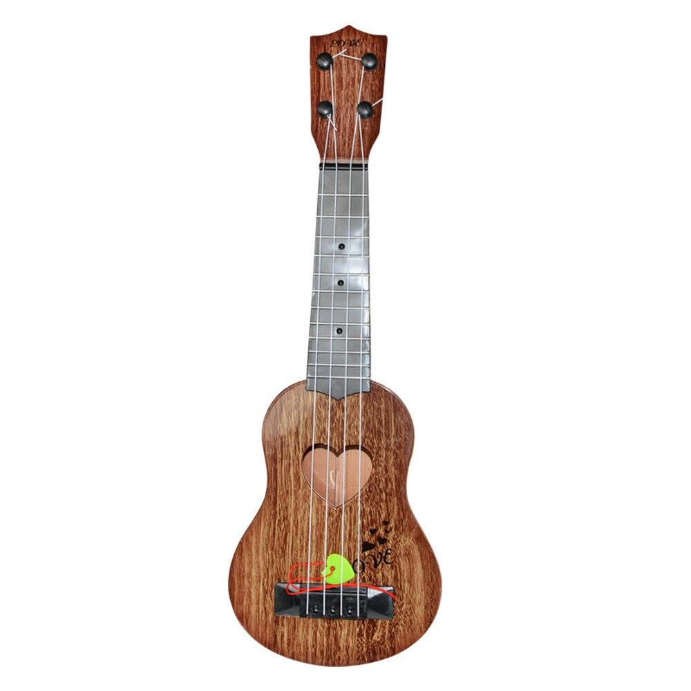 Kids Musical Instruments Toys Beginner Classical Ukulele Guitar Educational Musical Instrument Toy For Kids Children
