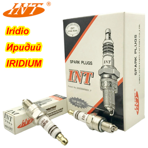 10 шт. Инт Иридиум восковая свеча зажигания HIX-CR7 для CR7HIX CR7HSA CR7HS CR7HVX A7RTC A6RTC A7TP IU22 IUF22 Z7G BUJIA C90D XL50