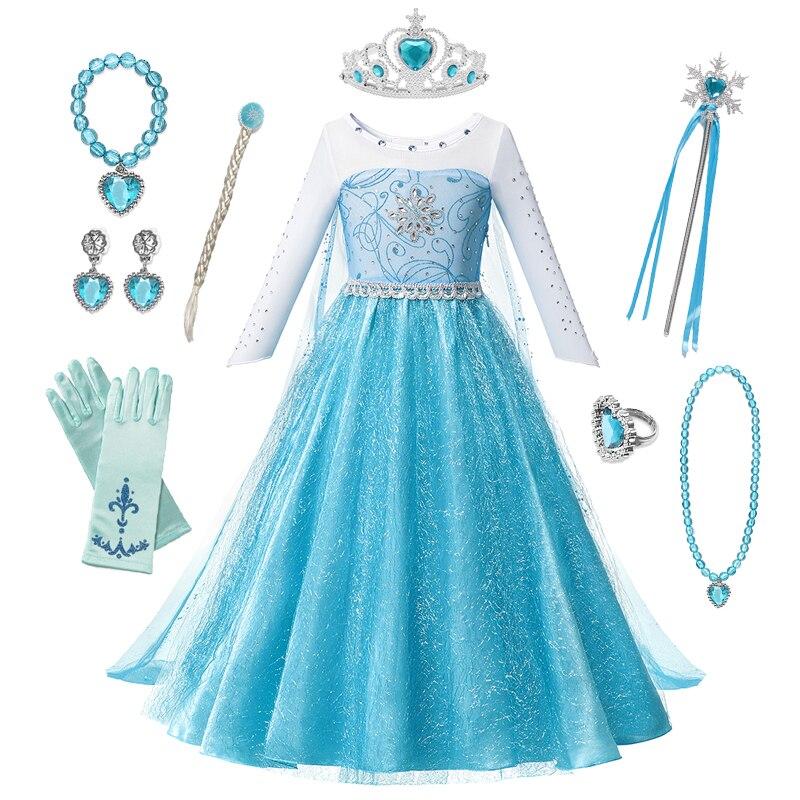 Elsa Dress 5