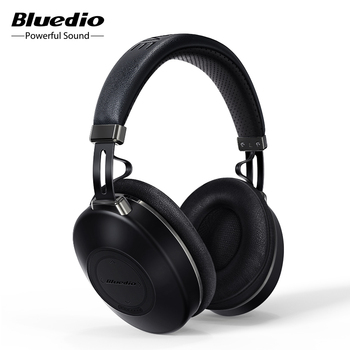 Bluedio H2 Bluetooth 5.0 Headphones ANC Headset HIFI sound SD card slot