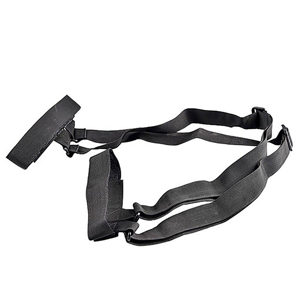 Handfree Soft Carrier For Snowboard Durable Backpack Shoulder Strap Universal Skateboard Lightweight Adjustable Wide Polyester
