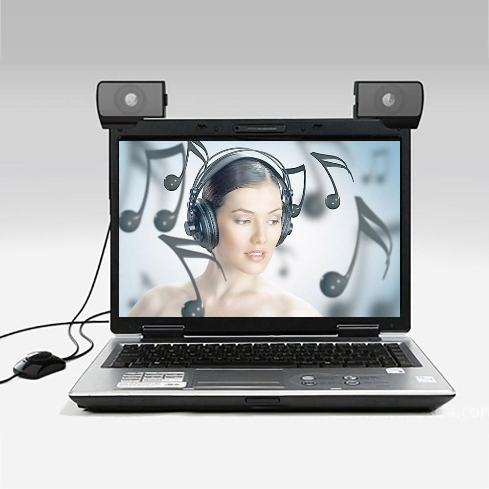 CARPRIE Heißer Produkt Neue 1 paar Mini Tragbare USB Multimedia Computer Laptop Audio Sounder Lautsprecher 20JUN 20