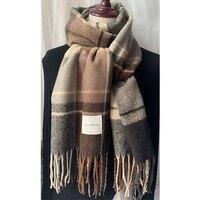 Кашемировые шарфы для мужчин 1